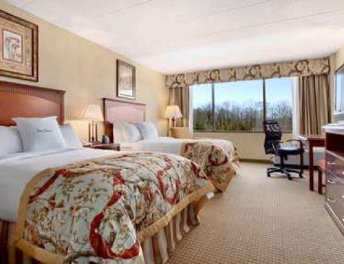 Doubletree Hotel – Charlottesville Va