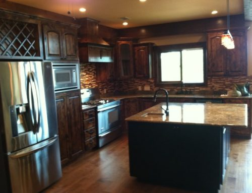 Beautiful Custom Kitchen for Spicewood
