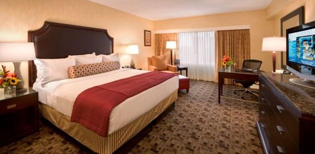 hyatt regency lexington va sleeping room